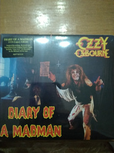 Ozzy Osborne *Diary of a madman *2-cd(Legacy edition)