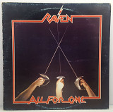 "Raven – All For One LP 12""(Прайс31880)"