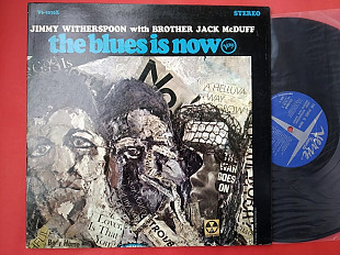 JIMMY WITHERSPOON and BROTHER JACK McDUFF 1967 / Verve V6-5030x , usa