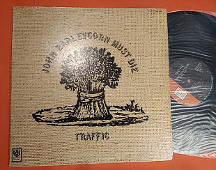 TRAFFIC - John Barleycorn Must Die 1970 / UAS 5504 , usa , m-//vg++/m-