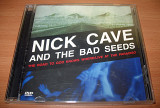 Nick Cave And The Bad Seeds ‎– The Road To God Knows Where / Live At The Paradiso