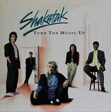 Shakatak ‎– Turn The Music Up (Germany)