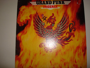 GRAND FUNK-Phoenix 1972 USA Hard Rock, Blues Rock, Classic Rock, Funk, Psychedelic Rock, Prog Rock