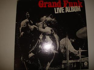 GRAND FUNK-Live Album 1970 2LP USA Hard Rock, Blues Rock, Classic Rock, Funk, Psychedelic Rock, Prog