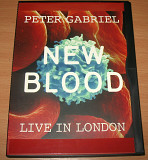 Peter Gabriel ‎– New Blood - Live In London