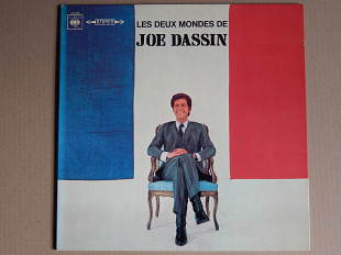 Joe Dassin - Les Deux Mondes De Joe Dassin (CBS ‎– S 63194, France) NM-/EX+