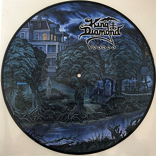 King Diamond ‎– Voodoo (USA & Europe 2018)