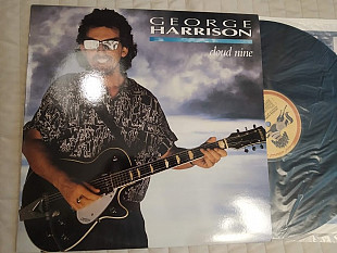 GEORGE HARRISON - CLOUD NINE / usa , m/m