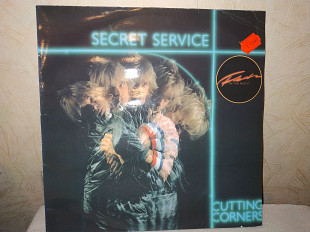 SECRET SERVICE ''GUTTING CORNERS''LP