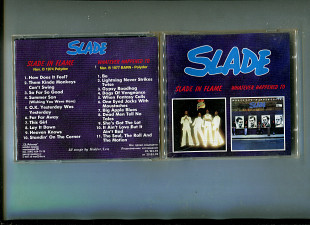 "Продам CD Slade ""Slade In Flame"" – 1974 / ""Whatever Happened To"" – 1977"