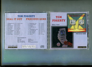 "Продаю CD Creedence Clearwater Revival / Tom Fogerty ""Deal It Out"" – 1980 / ""Precious Gems"" – 1984 ("