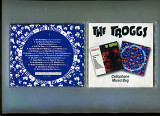 "Продаю CD The Troggs ""Cellophane"" – 1967/ ""Mixed Bag"" – 1968"