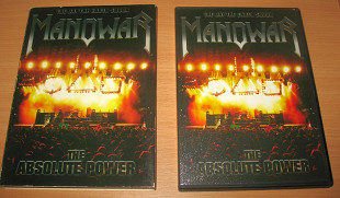 Manowar ‎– The Absolute Power