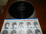 The Beatles ‎– A Hard Day's Night ( Vinyl, LP, Album, Black label )