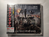 Iron Maiden - A Matter Of Life And Death (Japan)