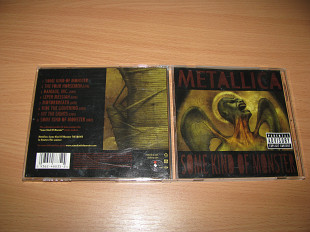 METALLICA - Some Kind Of Monster (2004 Elektra USA)