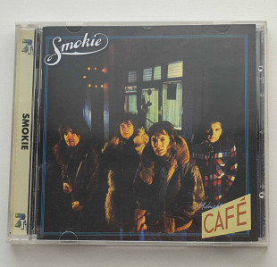 CD Audio : Smokie ‎- Midnight Café (1976)