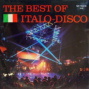 V/A - The Best Of Italo-Disco (1983) (2xLP) NM-/NM-/NM-