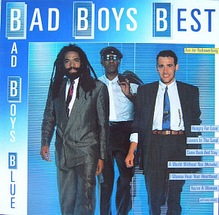 Bad Boys Blue - Bad Boys Best (1989) NM/NM