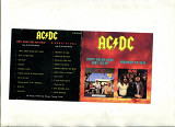 "Продам AC/DC ""Dirty Deeds Done Dirt Cheep"" – 1976 / ""Highway To Hell"" – 1979 – Поліграфія до CD"