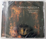 Apocalyptica - Inquisition Symphony фирменный CD