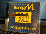 BONEY M''20 SUPER HITS''CD