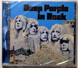 Deep Purple ‎– In Rock (25thAnniversary Edition) фирменный CD
