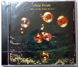 Deep Purple ‎– Who Do We Think We Are фирменный CD