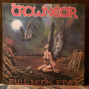 "LP Crownear ""Fool Moon Fever"" 1991"