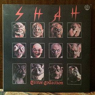"LP Shah ""Terror Collection"" 1991"
