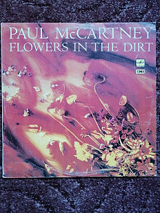"Paul McCartney""Flowers In The Dirt""EX/NM-"
