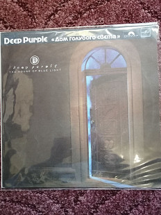 "Deep Purple ""The House Of Blue Light ""NM/NM-"