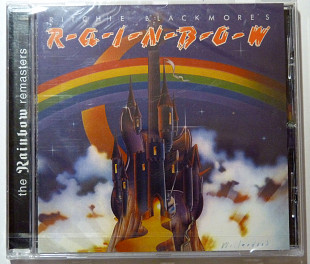 Rainbow ‎– Ritchie Blackmore's Rainbow фирменный CD