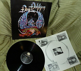 Don Dokken Up From the Ashes 1990 GEFFEN Germany ~ NM / M