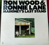 Ron Wood And Ronnie Lane-Mahoney's Last Stand 1976 (Canada) [EX]