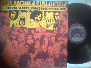 Pete Brown & Piblokto! 1970 UK Prog Rock