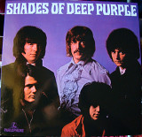 Deep Purple - Shades Of Deep Purple 1968 (EU Parlophone 2014) [EX+ / EX]