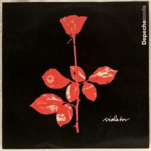 Depeche Mode ‎ (Violator) 1990. (LP). 12. Vinyl. Пластинка. BRS. Ташкент.