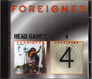 Foreigner – Head Games (1979) / 4 (1981)