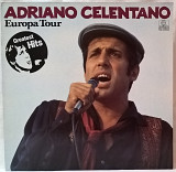 Adriano Celentano (Greatest Hits. Europa Tour) 1978. (LP). 12. Vinyl. Пластинка. Germany.