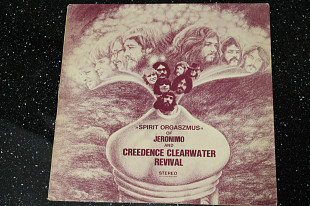 Jeronimo And Creedence Clearwater Revival – Spirit Orgaszmus, 1970