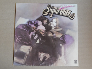 Supermax ‎– Fly With Me (Elektra ‎– ELK 52 128, Germany) NM-/NM-