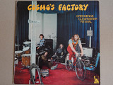 Creedence Clearwater Revival ‎– Cosmo's Factory (Liberty ‎– LBS 83388, UK) EX+/EX+