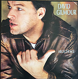 David Gilmour ‎– About Face