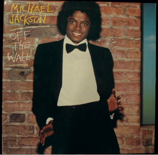 Michael Jackson - Off the Wall (LP)1979 EX/EX
