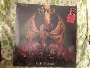 "Dio "" killing the dragon """