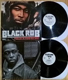 Black Rob (The Black Rob Report) 2005. (2LP). 12. Vinyl. Пластинки. U.S.A.