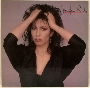 Jennifer Rush (Jennifer Rush) 1984. (LP). 12. Vinyl. Пластинка. Spain.