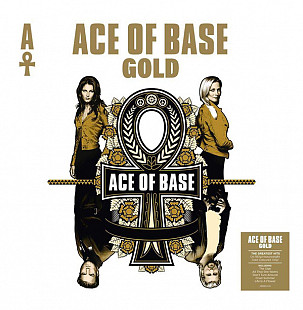 Ace Of Base (Gold) 1993-2002. (LP). 12. Vinyl. Пластинка. Europe. S/S. Запечатанное.