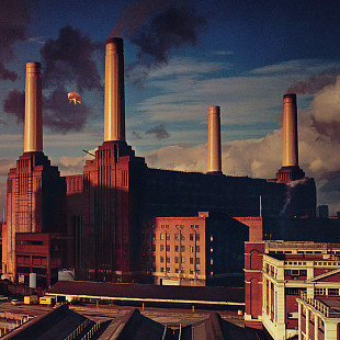Pink Floyd ‎– Animals (Europe 2016)